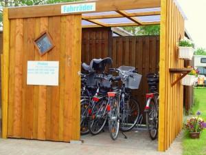 Fahrradverleih Silbermöw St. Peter-Ording
