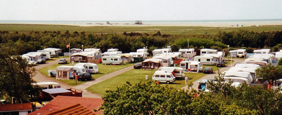 Campingplatz und Wohnmobilplatz Silbermöwe